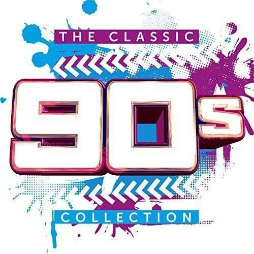 Various<br>The Classic 90's Collection<br>3CD, Comp